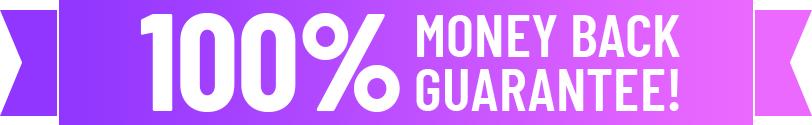 100 money back guarantee - Yoga Burn Booty