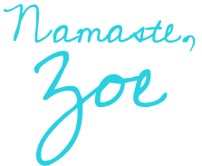 Yoga Burn Monthly Namaste Zoe