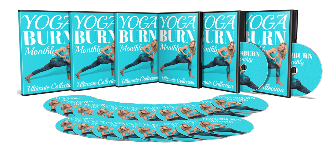 Yoga Burn Monthly Pack